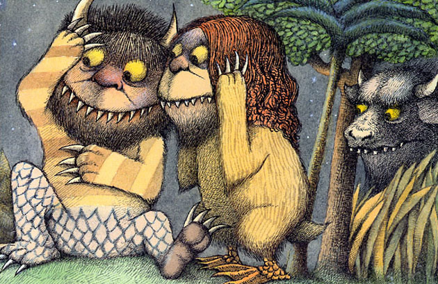 an analysis and a comparison of maurice sendak and richard egielski