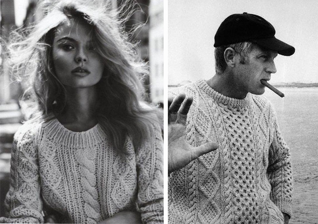 The Fisherman Sweater From Function To Fashion The Blogazine