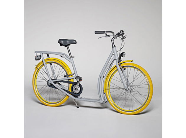 Philippe Stark Excellent Starckbike By Philippe Starck