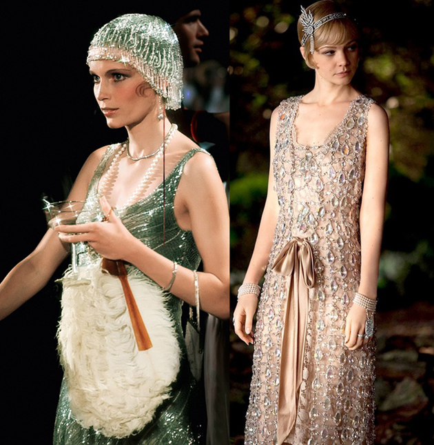 Magnifiek The Great Gatsby: A Fashion Comparison - Fashion | The Blogazine &TL13