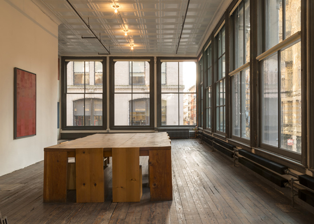 Donald Judd Home And Studio Restoration Design The