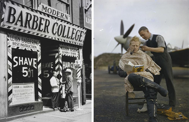 Barber In Italian : Trending: Barber Shop - Fashion - Beauty - Handsomeness The ...