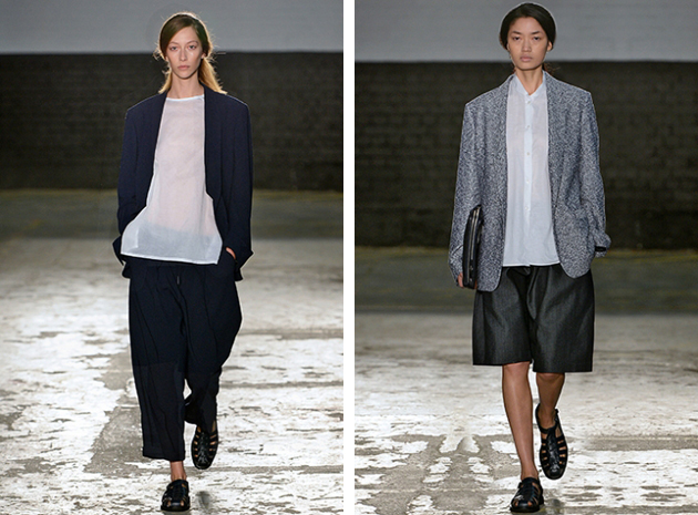 Unisex fashion brands